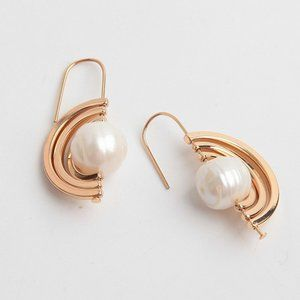Tory Burch Irregular Earrings